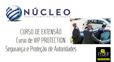 CURSO DE EXTENSÃO – Curso de VIP PROTECTION