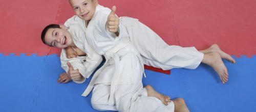 Jiu-Jitsu 4 a 8 anos