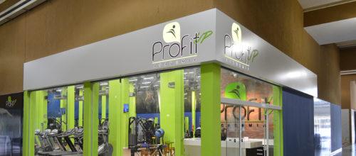 Inauguração ProFit Up